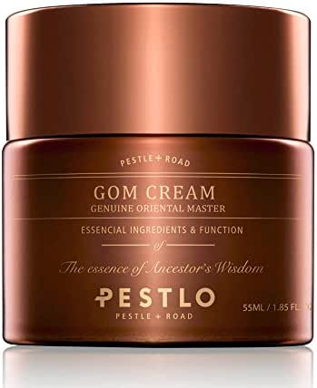 Pestlo G.O.M Cream, Genuine Oriental Master - Energy Boosting Skin Care, Anti Aging & Wrinkle, Facial Moisturizer, 55ml