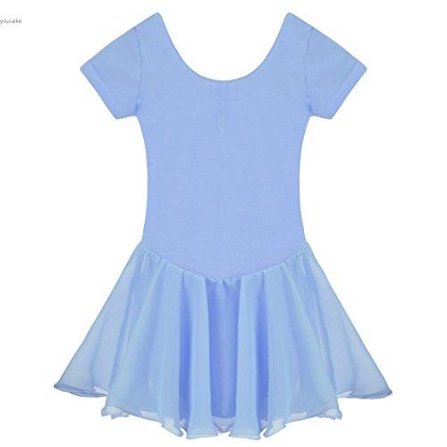 Sleeve Dance Dress - 9