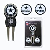 Dallas Cowboys NFL Divot Tool Pack w/Signature tool