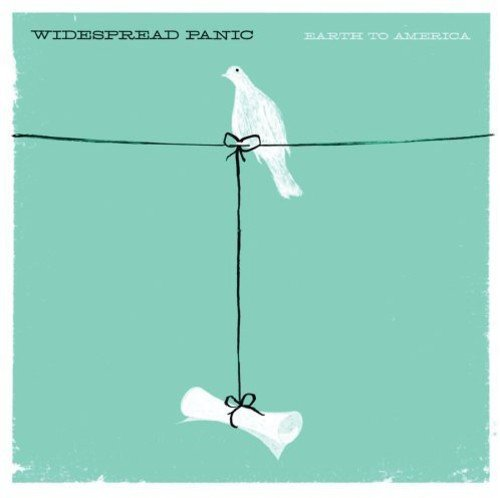 CD : Widespread Panic - Earth To America [Import]