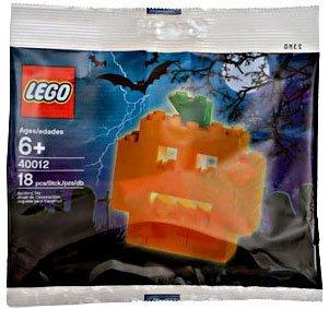 LEGO Seasonal Exclusive Mini Figure Set #40012 Pumpkin