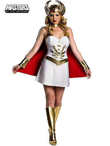 She Ra Deluxe Adult Adult Medium (8-10)
