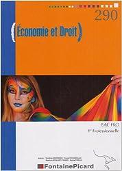 Economie et droit Bac Pro 1ere année