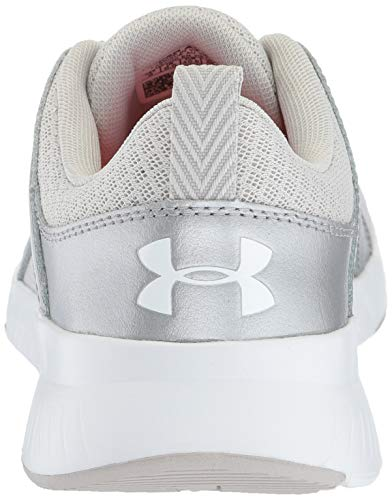 Tr Fitness Intent Scarpe Da ghost metallic Gray W Ua Armour Silver Grigio Donna white Under 0qI4gw