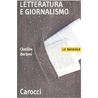Letteratura e giornalismo