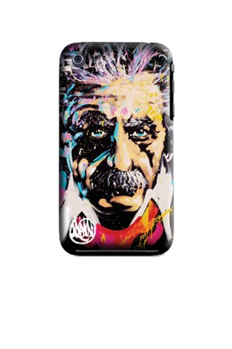 - David Garibaldi Designer Faceplate for iPhone 3G/3GS - Einstein