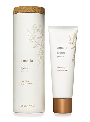 Amala Hydrating Yogurt Mask for Face and Neck 1.7 Fl Oz