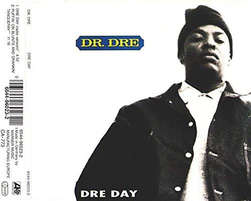 Dre day [Single-CD]