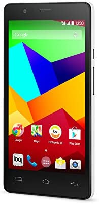 BQ Aquaris E5 LTE Smartphone Libre 4G (Pantalla de 5 Pulgadas, 16 ...