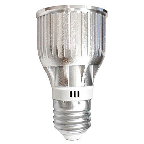 LUMINTURS 7W E27 Bright LED Light Bulb Replacement Spotlight Ball Lamp Energy Save Pure White