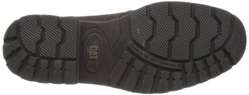 Cat Footwear OATMAN - Botas clásicas de cuero hombre marrón - Braun (MENS DARK BROWN)
