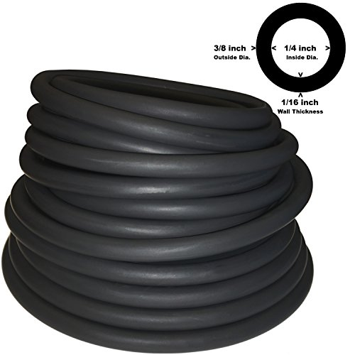 TUBING(804 BLACK) 10FT (Latex Tubing)