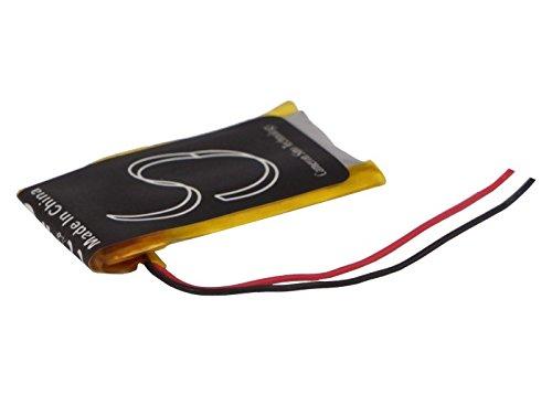 iPod Shuffle 5th iPod Shuffle 5th Generation Part NO 616-0150 616-0548 Replacement Battery for Apple iPod Shuffle 4th