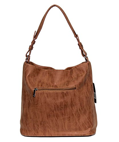 Bulaggi 33x15x32 brown Shopper Avery hobo qPwWzn6qSr