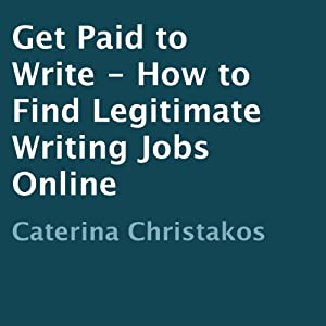 Get Paid to Write Audiobook