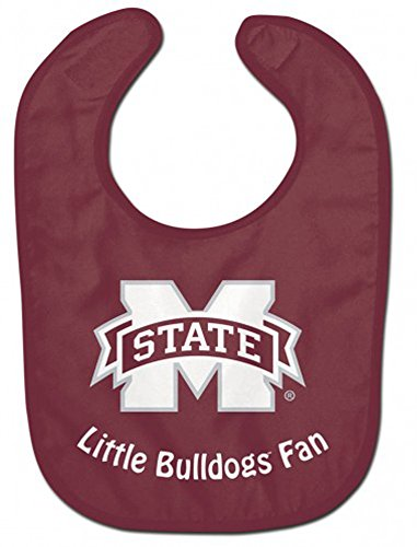 WinCraft NCAA Mississippi State University WCRA2019514 All Pro Baby Bib ()
