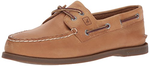 Sperry Top-Sider Mens A/O 2-Eye Oxford Brown (Sahara)