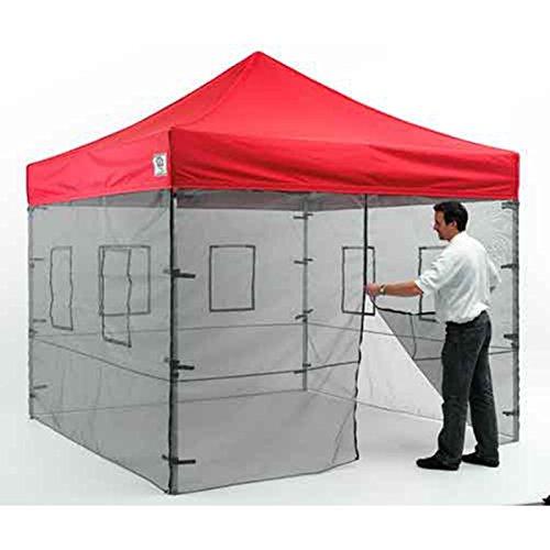 Impact Canopy 10×10 ft  Pop Up Canopy Tent Sidewalls Food Service Vendor  Sidewalls