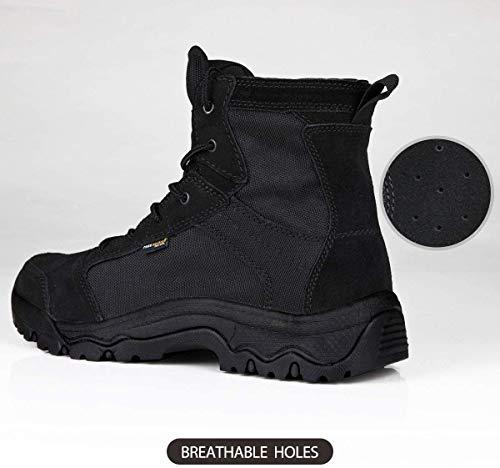Free Soldier D'extérieur sans Hommes Bottes Tactique tempête Ultra Léger Respirant Durable Chaussure 2
