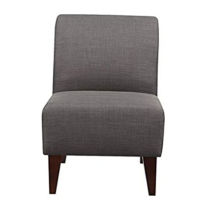 Amazon.com: Hebel Picket House North Accent Slipper Chair | Model ...
