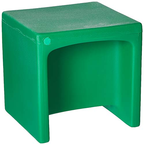 Childrens Factory CF910-011 Chair Cube - Green ()