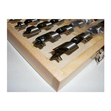 Fantastisch Spar-Set: 5 Stück Sortiment Schlangenbohrer Holzbohrer  DJ57