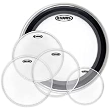 Evans Heads EPP-AMUP-F1 American Drum Head Upgrade Pack, Fusion 1 (10,12,14,14,20)