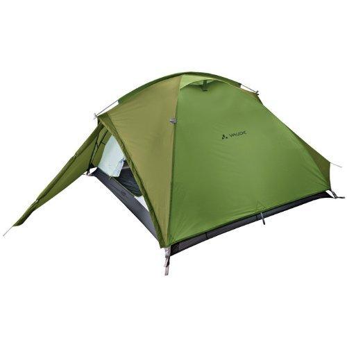 推進、動かす前述のぞっとするようなVaude Campo 3-Person Tent Chute Green [並行輸入品]