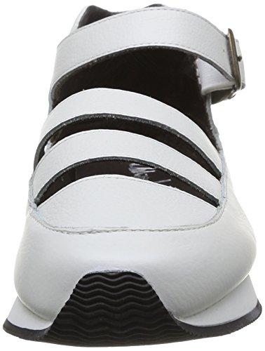 Urban Walk Vero Damen Schnürhalbschuhe Weiß - Blanc (White)