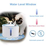 Cat Water Fountain Pet Water Dispenser 2.5L/84oz