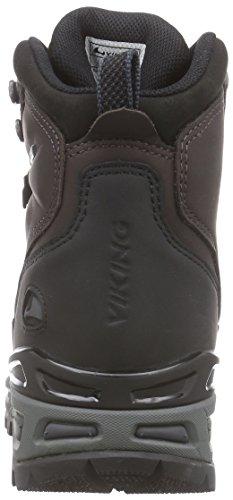 Viking Gaupe Gtx Unisex Voksne Trekking & Vandrestøvler Brun (mørk Brun / Sort 1802) fy4ObBJ