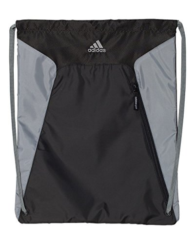adidas-Gym Sack-A312-Black-Grey