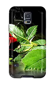 Premium Computer Back Cover Snap On Case For Galaxy S5