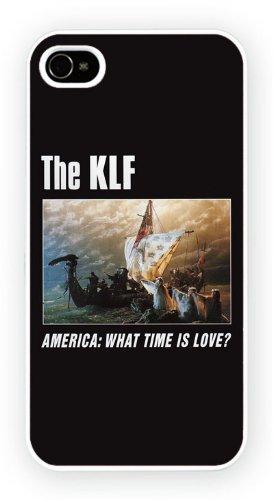KLF - America What Time Is Love, iPhone 6, Etui de téléphone mobile - encre brillant impression