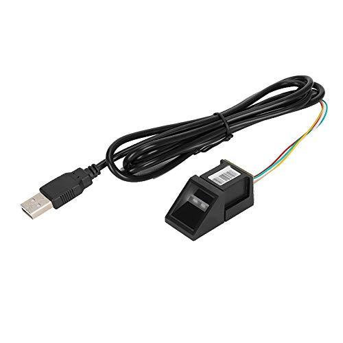A32 vingerafdrukscanner, optische biometrische USB-vingerafdruk, ondersteunt tot 1000 vingerafdrukgebruikers…