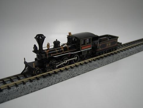 マイクロエース Nゲージ 7100形・弁慶号 A0291 鉄道模型 蒸気機関車の商品画像