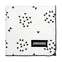 Dono&Dono Multi-Purpose Cotton Cuddle Baby Blanket (Mariposa)