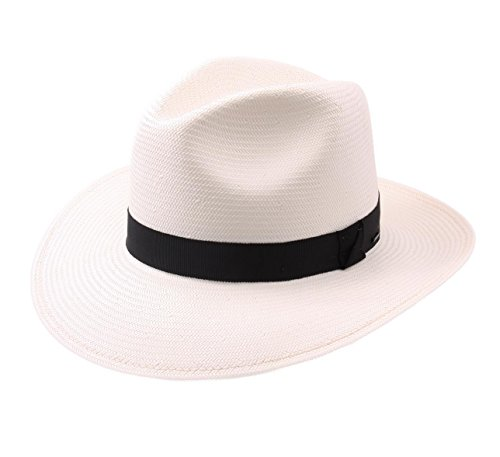 Bailey of Hollywood Blackburn Panama Hat Size L by Bailey of Hollywood