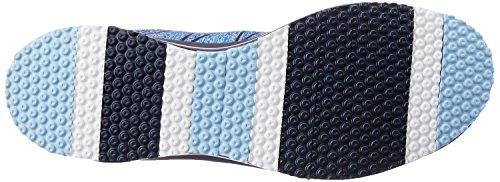 Skechers Go Flex Ability Azul Marino Blanco Mujeres Capacitadores Zapatos