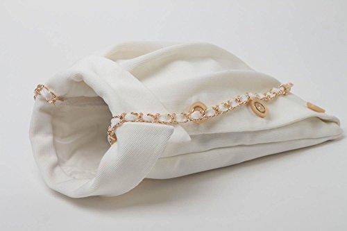 Women White Bag Original Handmade Cloth Gift Accessory 1YRqPF8