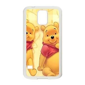 Winnie The Pooh Samsung Galaxy S5 Cell Phone Case White SA9669190