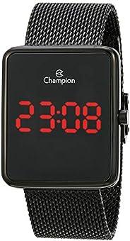 Relógio Digital, Champion, Ch40080D, Unissex, Preto