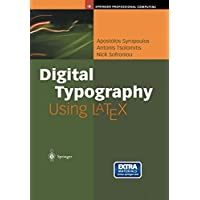Digital Typography Using LaTeX