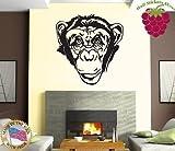 Wall Stickers Vinyl Decal Nursery Animals Monkey Africa ig910