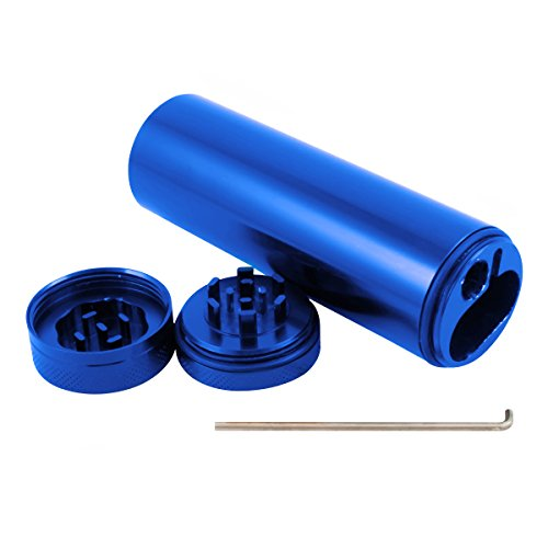 Formax420 All in One Aluminum Container 1 PCS Random Color (Hitter Pipe)