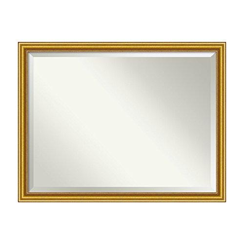 "Amanti Art 3940071 Bathroom Mirror, Oversize Large-44 x 34"","