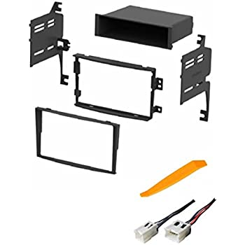 asc car stereo dash install kit and wire. Black Bedroom Furniture Sets. Home Design Ideas