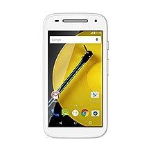 Moto E 2nd Generation 4G LTE White XT1527 Unlocked Phone