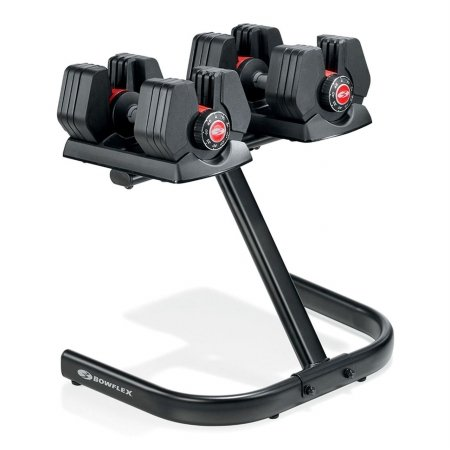 Bowflex 445 PowerPak Dumbbell and Stand Kit