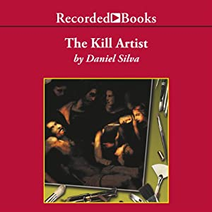 The Kill Artist Audiobook